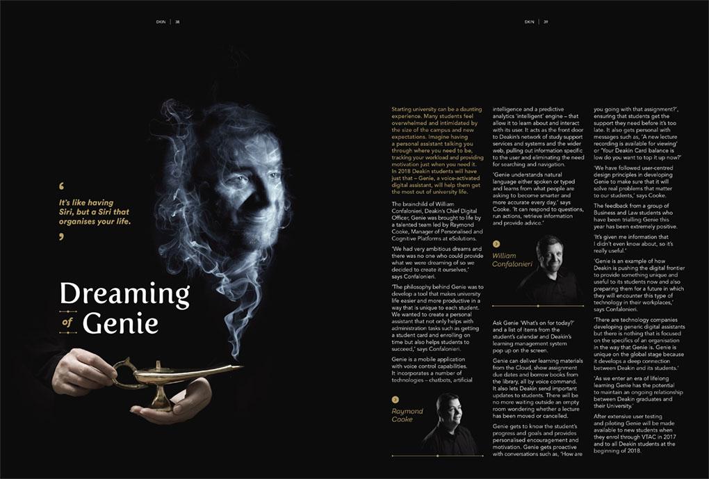 14011 dKin Alumni Magazine 2017_Genie